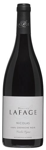 Lafage Cuvée Nicolas Grenache Noir-0