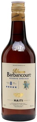 Barbancourt 8 years-0