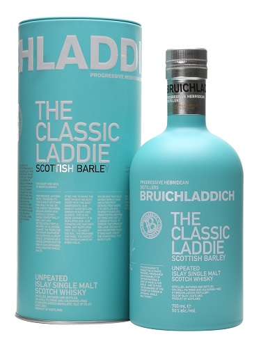 Bruichladdich Scottish Barley The Classic Laddie-0