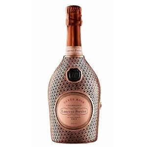 "Laurent-Perrier Cuvée Rosé Brut in Limited Edition ""Metal Jacket""-0"