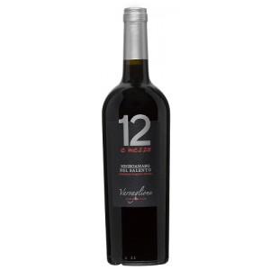 Varvaglione Vigne e Vini '12 e Mezzo' IGP. Negroamaro del Salento-0