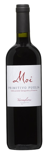 Varvaglione Vigne e Vini Moi IGP. Primitivo Puglia-0