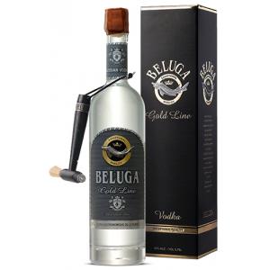 Beluga Gold Line Russian Vodka-0