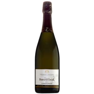 Fernand Engel Chardonnay - Crémant d'Alsace - Méthode traditionnelle-0
