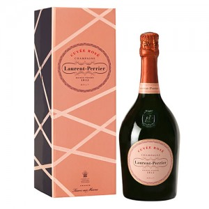 Champagne Laurent Perrier rosé in chique geschenkdoos-0