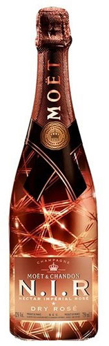 Champagne Moët & Chandon N.I.R. Nectar Impérial Rosé-0