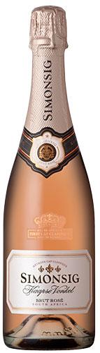 Simonsig Kaapse Vonkel Brut rosé-0