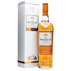 The Macallan Amber - 1824 Series-0