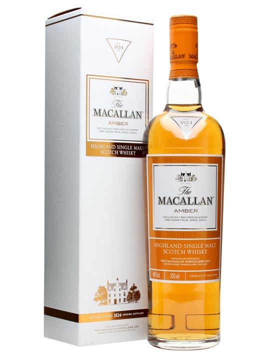 The Macallan Amber - 1824 Series-0