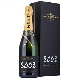 Champagne Moët & Chandon Grand Vintage 2002 -0