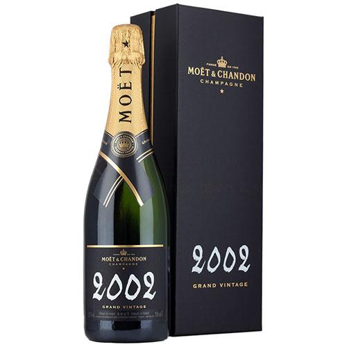 Champagne Moët & Chandon Grand Vintage 2002 -0
