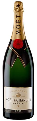 Champagne Moët & Chandon Brut Impérial - Jéroboam - 3.00L-0