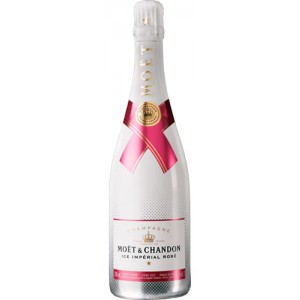 Champagne Moët & Chandon Ice Imperial Rosé - 1.5L - MAGNUM-0