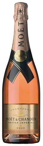 Champagne Moët & Chandon Nectar Impérial Rosé-0