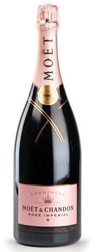 Champagne Moët & Chandon Rosé Brut Impérial - Jéroboam - 3.00L-0