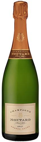 Moutard Grande Cuvée Brut - Jéroboam - 3.0L-0