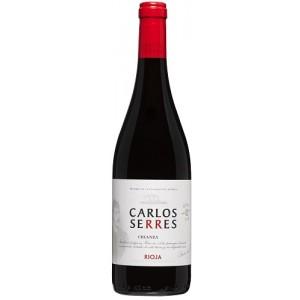Carlos Serres - Crianza - Rioja-0