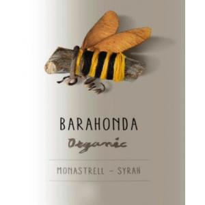 Barahonda Organic Monastrell - Merlot-597