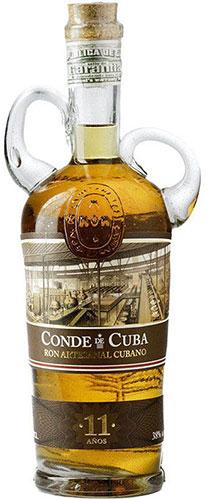 Conde de Cuba - 11 años-0