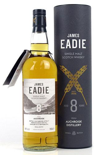 James Eadie - 8 years-0