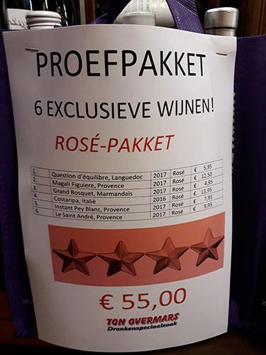 Proefpakket - Rosé-685