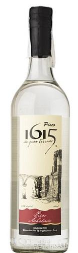 Pisco 1615 Acholado-0