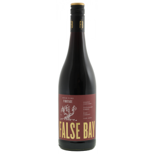 False Bay Bush Vine Pinotage-0