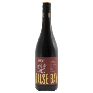 False Bay Bush Vine Pinotage-0
