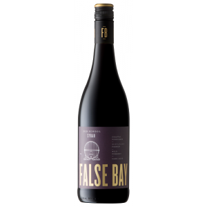 False Bay Old School Syrah-0