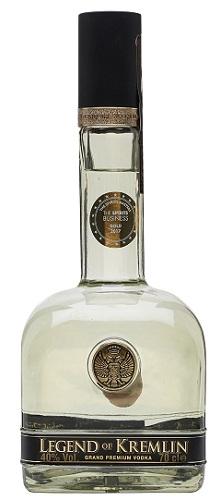 Legend of Kremlin Vodka -0