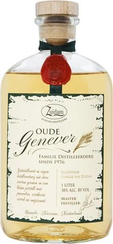 Zuidam Oude Genever 0.5L-0