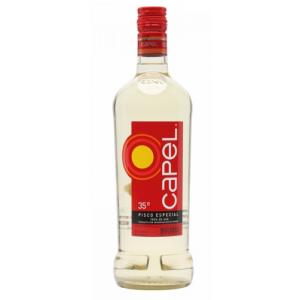Pisco Capel 35%-0