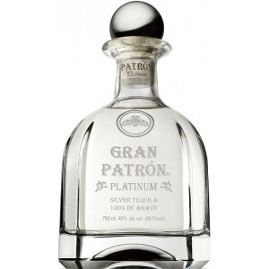 Gran Patrón Tequila Platinum Silver-0