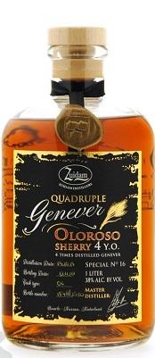 Zuidam No.16 Special Oude Genever Quadrupple 4 jaar-0