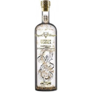 Royal Dragon Superior Vodka 1L-0