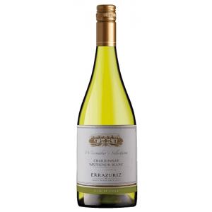 Errazuriz Winemaker's Selection Chardonnay - Sauvignon Blanc-0