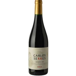 Carlos Serres DOC. Reserva Rioja-0
