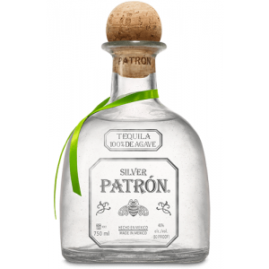 Patrón Tequila Silver-0