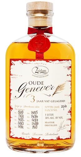 Zuidam Oude Genever 3 jaar 1L-0
