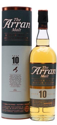 The Arran Malt 10 Years -0