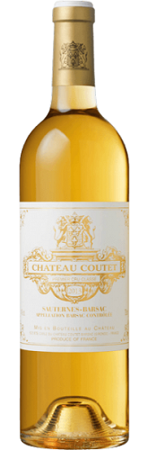 Chateau Coutet 2015 -0
