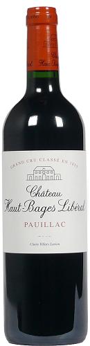 Chateau Haut Bages Libéral 2017-0