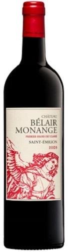 Chateau Belair Monange 2010-0
