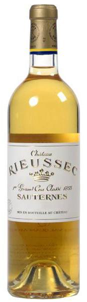 Rieussec 2009 0.375-0