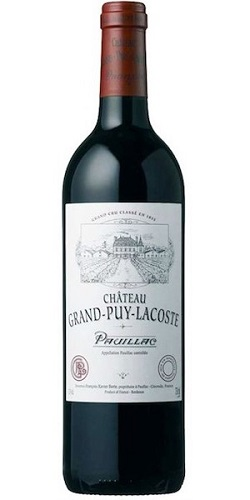 Chateau Grand Puy Lacoste 2014-0