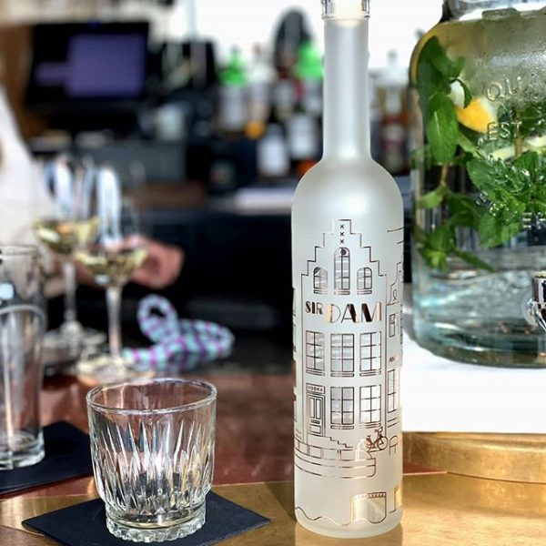 Sir Dam Premium Vodka-0