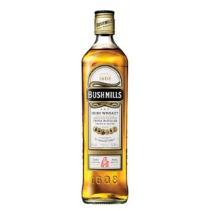 Bushmills Irish Whiskey 0.7-0