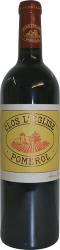 Chateau Clos l'Eglise 2015-0