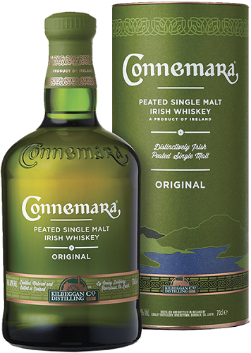 Connemara Peated Single Malt Irish Whiskey-0