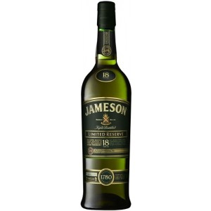 Jameson 18Y Limited Reserve-0
